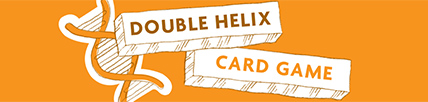 Double Helix card game ad