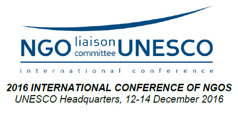 The 2016 International Conference of NGOs
