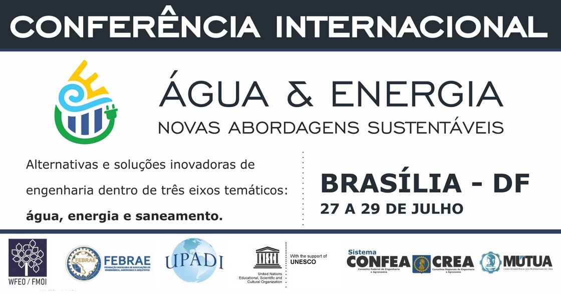 The International Engineering Conference - New Approaches for Supplying Sustainable Water and Energy