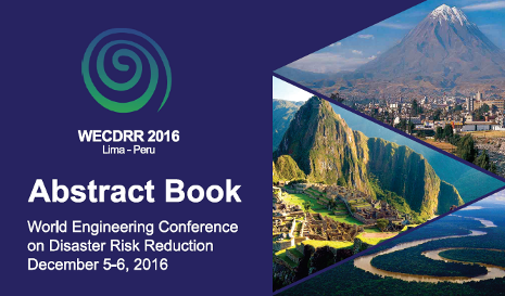 WECDRR 2016 Abstract Book