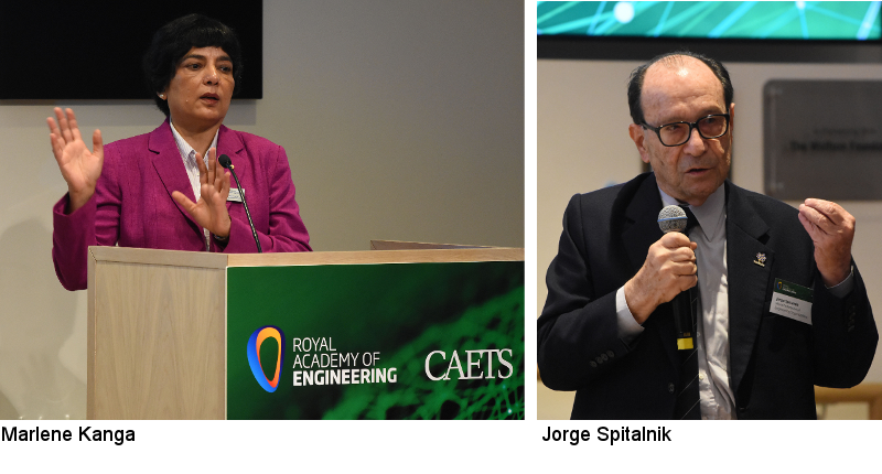 CAETS 2016: Engineering A Better World