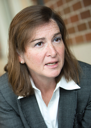 U.S. Attorney Barbara McQuade, '91