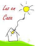 Logo Luz en Casa