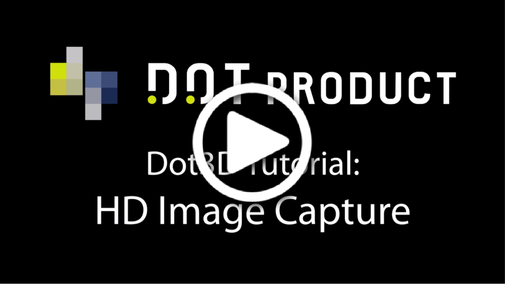 HD Image Capture Video