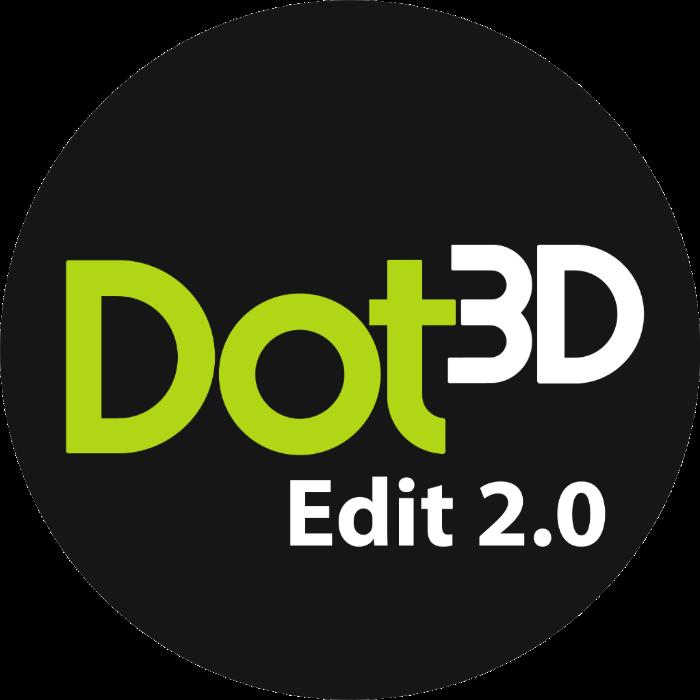 Dot3D Edit 2.0