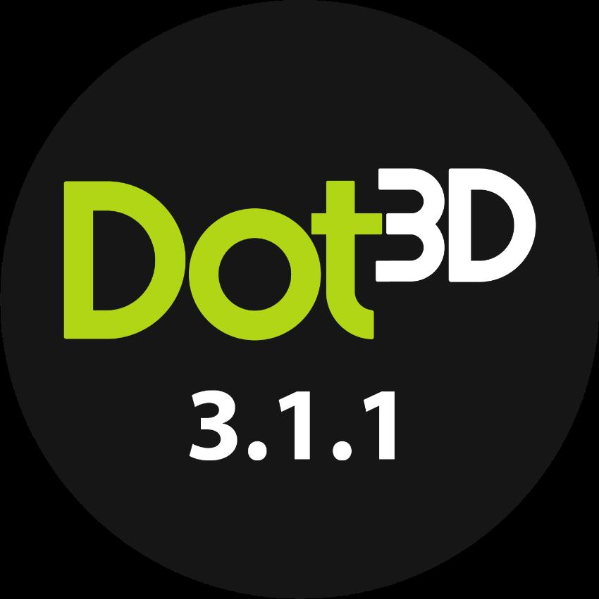 Dot3D 3.1.1