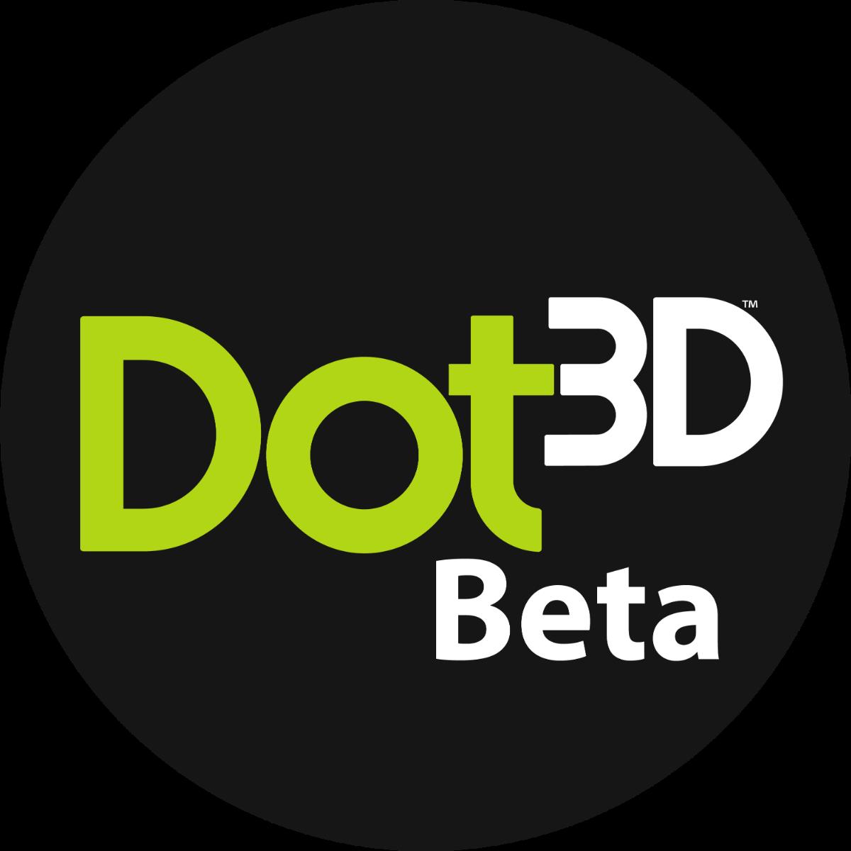 Dot3D Beta