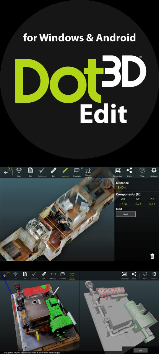 Dot3D Edit