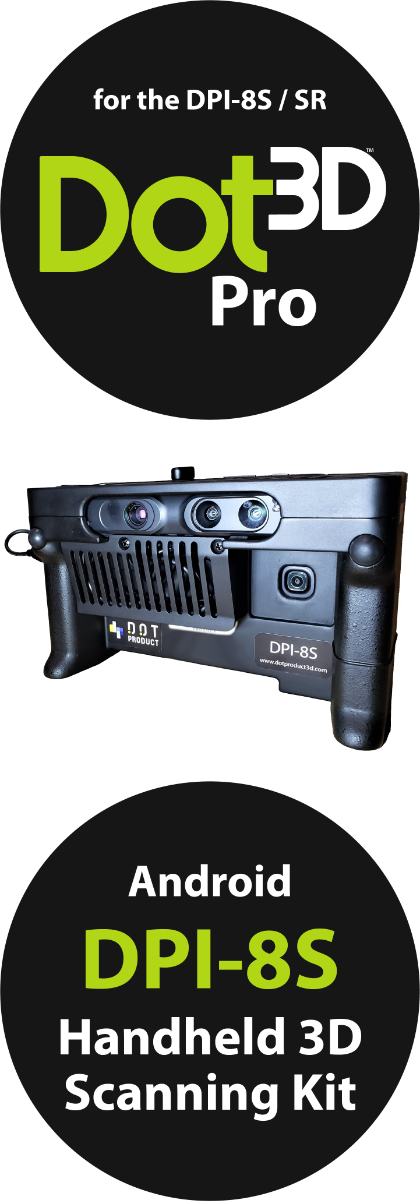 Dot3D Pro for DPI