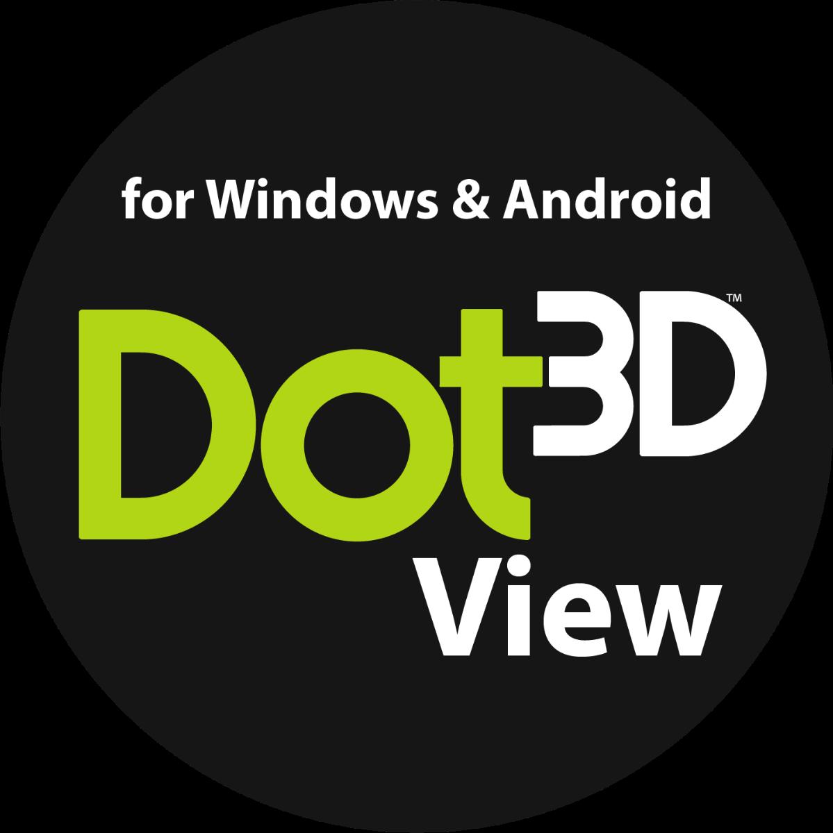 Dot3D View