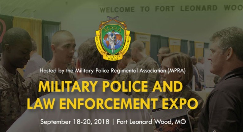 Military Police & Law Enforcement Expo