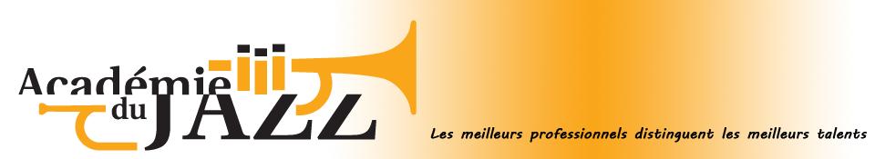 Logo académie du jazz