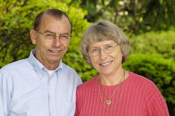 Roger & Suzanne Doriot