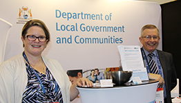 Go to Local governments' impact