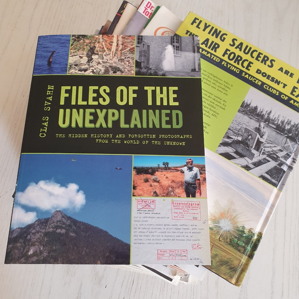 Files of the Unexplained