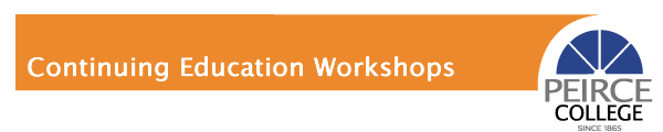 Continuing Education Workshops