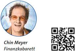 Chin Meyer Finanzkabarett