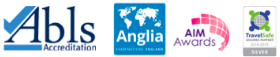 Accredited by ABLS and Anglia Examinations