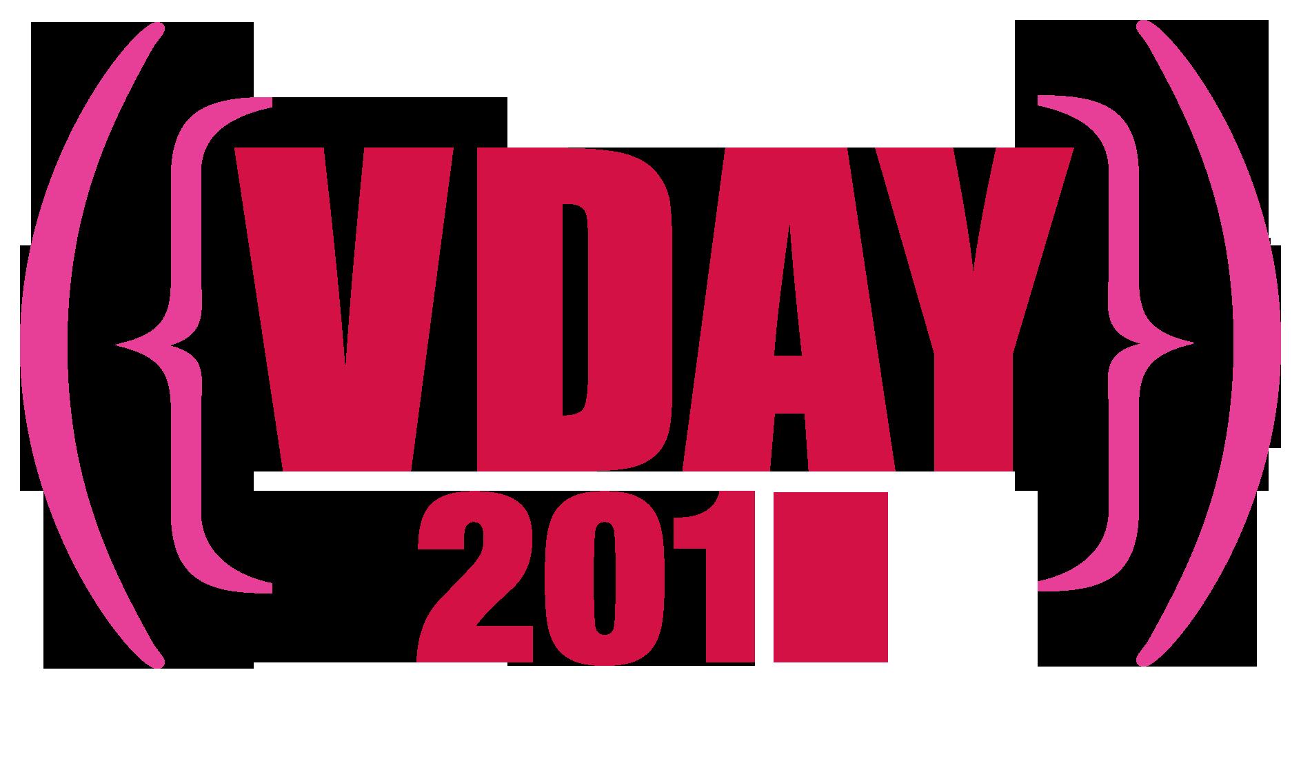 v-day 2017 logo