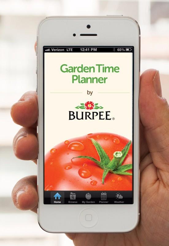 Garden Time Planner by Burpee