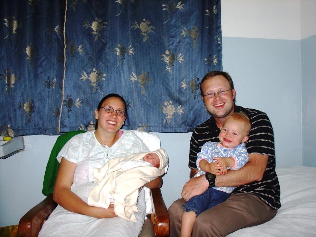 A happy family!