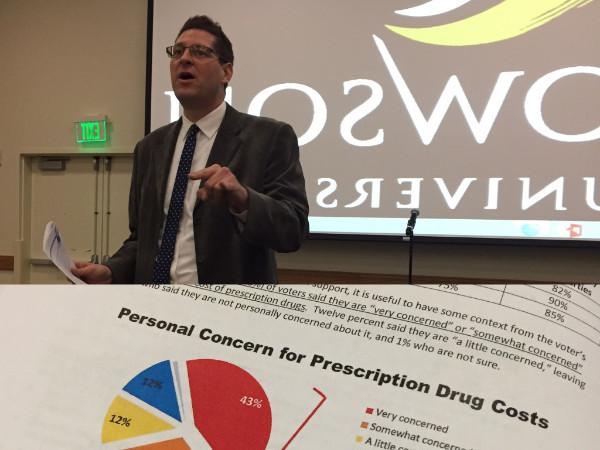 Matt Celentano, Maryland Health Care For All