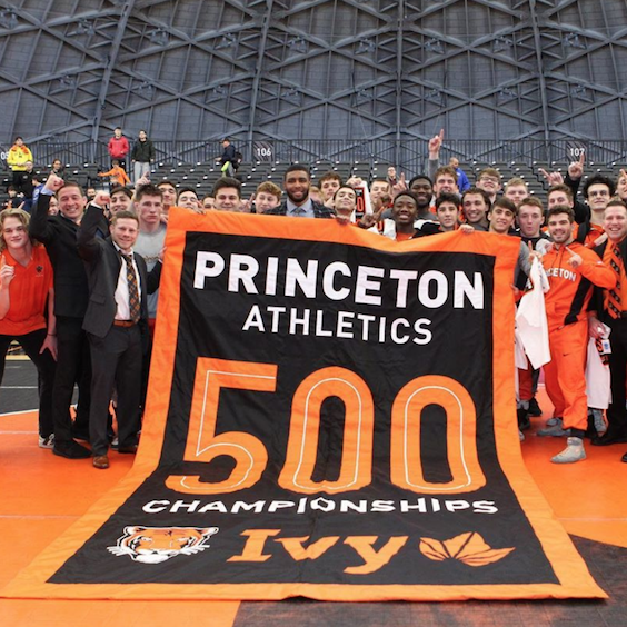 Princeton Athletics 500 Championships