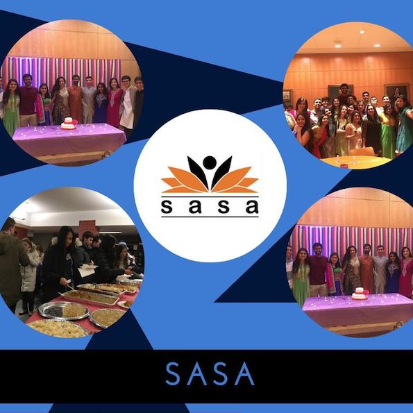 SASA student organization