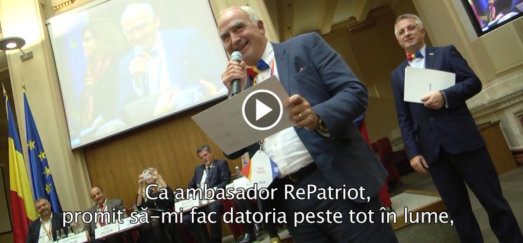 Repatriot  Summit - Împreună pentru România 2016