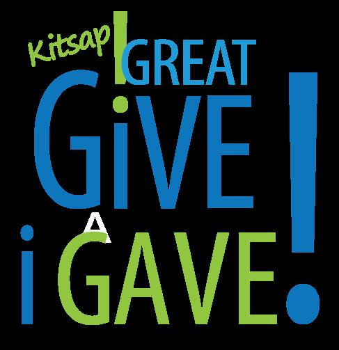 I GAVE #KitsapGreatGive