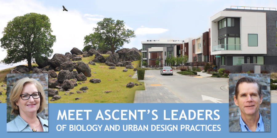 Leaders of Ascent's Biology and Urban Design Practices