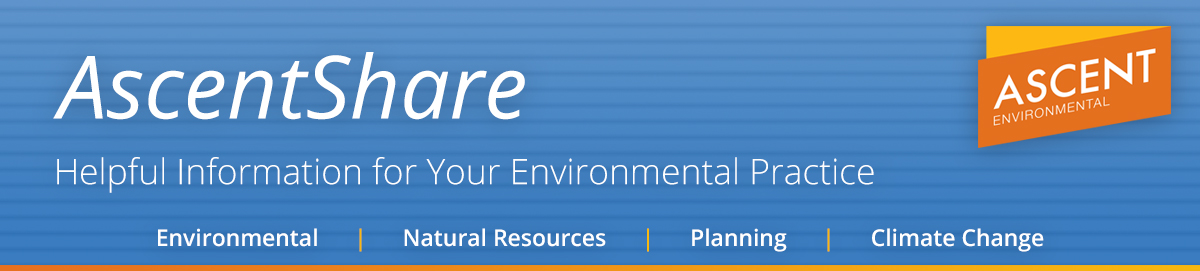 AscentShare - Helpful Information for Your Environmental Practice
