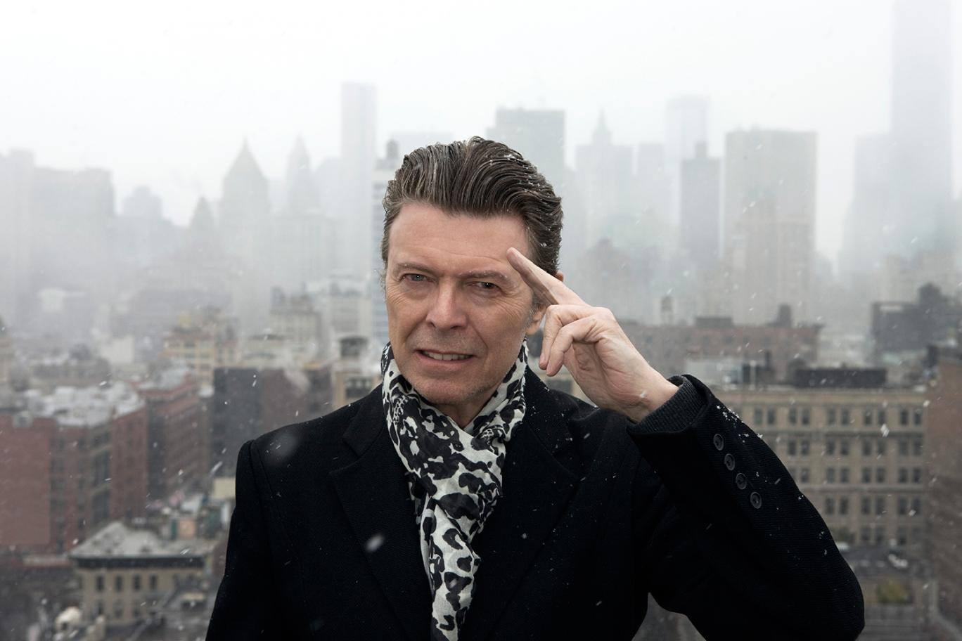 Aquarius Ascendant David Bowie Star