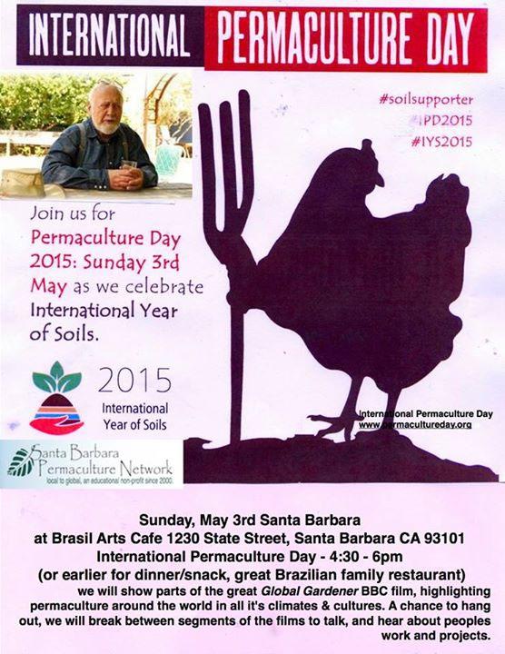 Permaculture Day Santa Barbara CA 2015