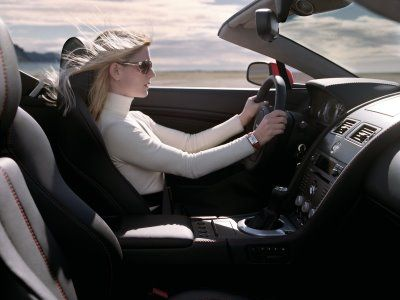 Aries Car Lover Woman Taking Charge of Her Life!