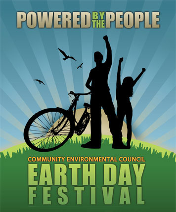 Earth Day Festival, Community Environmental Council