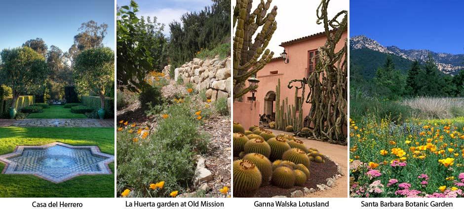 Santa Barbara Public Gardens Month!
