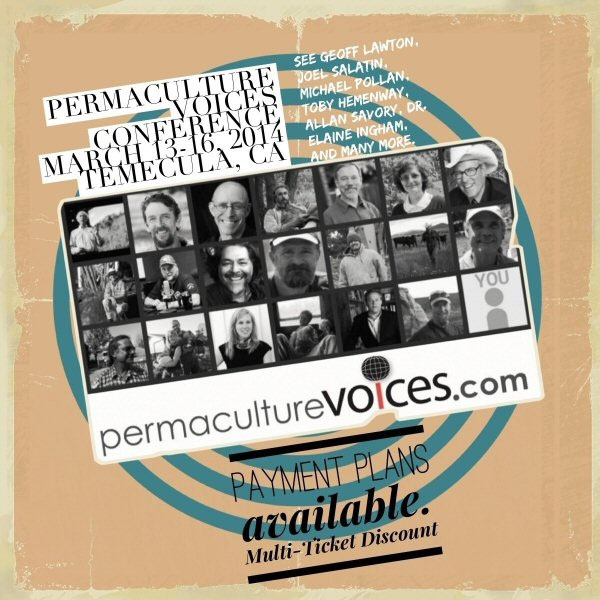 Permaculture Convergence at Temecula CA 2014! Register ASAP, this event sells out early!