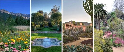 May is Public Gardens appreciation month in Santa Barbara CA!