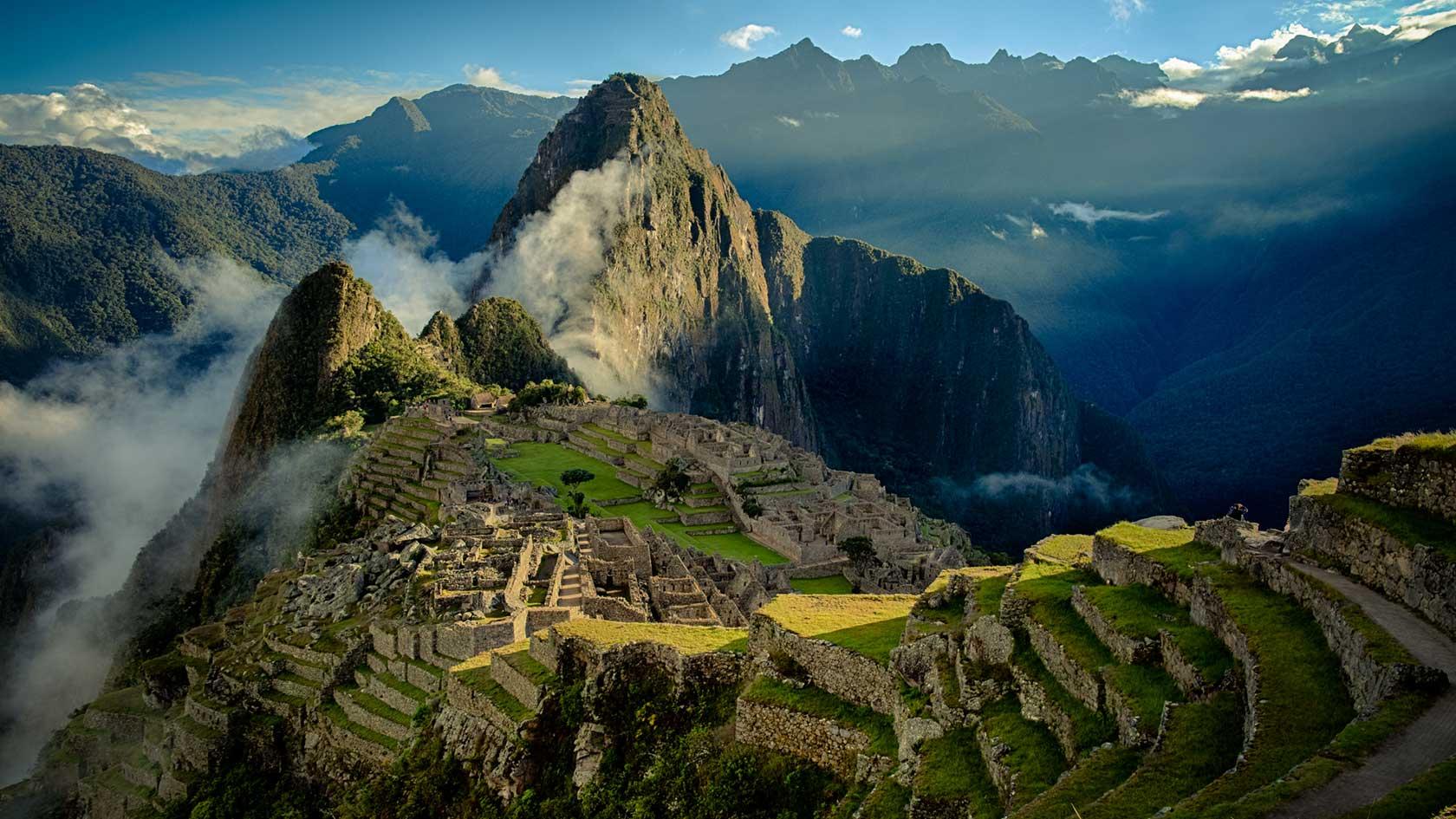 Mercury Retrograde Machu Picchu Terraces