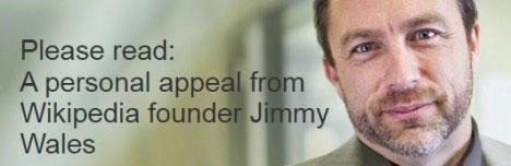 Leo Wikipedia Jimmy Wales