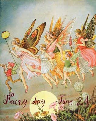 Summer Magic Fairy Day June 24!