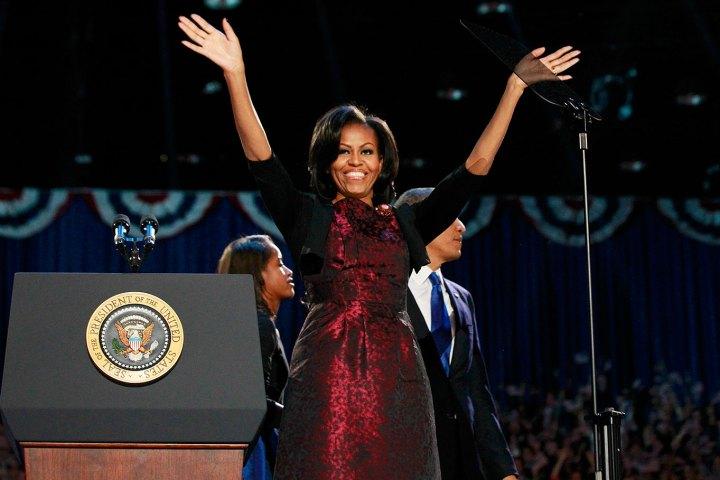 Capricorn First Lady Michelle Obama born Jan 17, 1964
