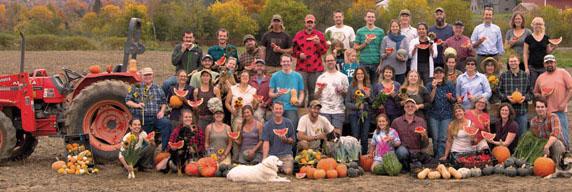 Seed Company Organic High Mowing Staff