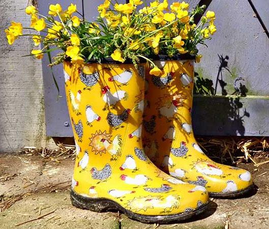 Rain Garden Muck Boots Women