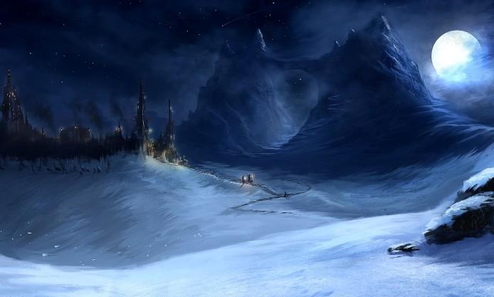Capricorn Christmas 2015 Full Long Nights Moon