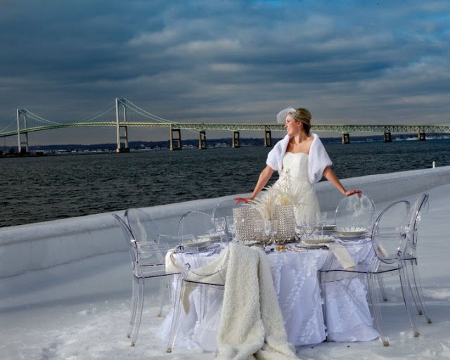 Aquarius Full Snow Moon Bride Bell Mer