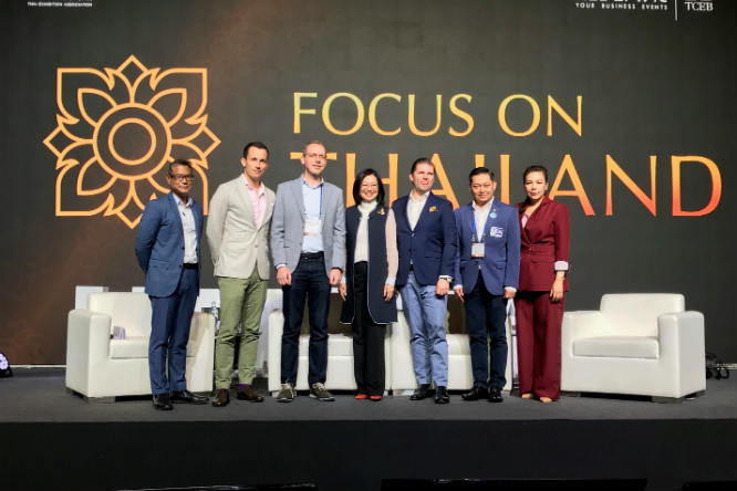 Focus on Thailand - A World of Diverse Opportunities and Business Connection