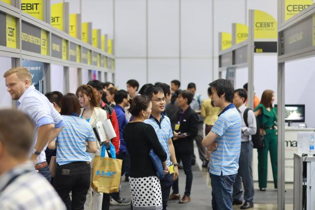Comprehensive lineup of exhibitors and activities at CEBIT ASEAN Thailand 2019