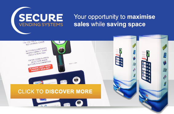 SVS Ltd - Your Opportunity to Maximise Sales while Saving Space. Click to Discover More >